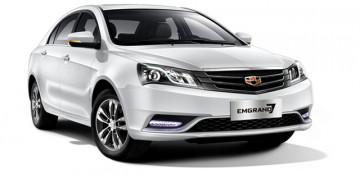 Imagen referencial con auto